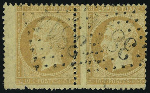 Lot 132 - France second empire -  Francois Feldman F.C.N.P François FELDMAN sale #122