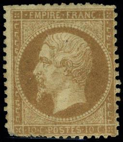 Lot 134 - France second empire -  Francois Feldman F.C.N.P François FELDMAN sale #122