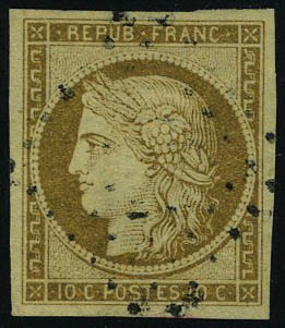 Lot 17 - France 2.eme.republique -  Francois Feldman F.C.N.P François FELDMAN sale #122