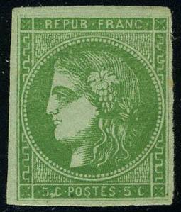 Lot 208 - France gouvernement provisoire -  Francois Feldman F.C.N.P François FELDMAN sale #122