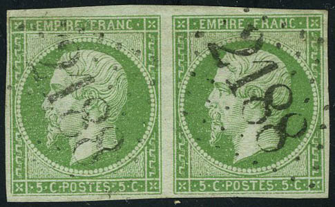 Lot 80 - France second empire -  Francois Feldman F.C.N.P François FELDMAN sale #122